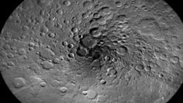983 fotoğraf birleşti, Ayın görünmeyen yüzü ortaya çıktı