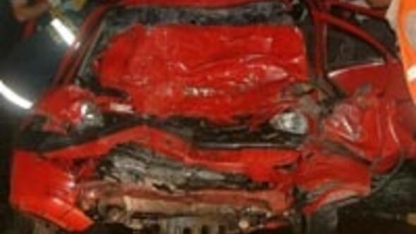 Bolu Tünelinde kaza: 5 ölü