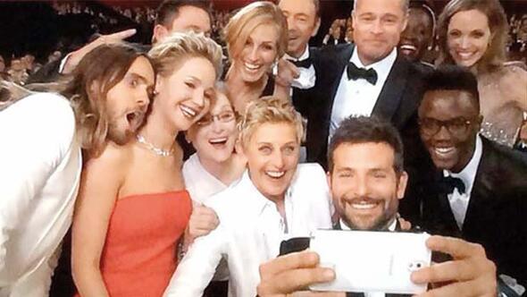 20 milyon dolarlık 'selfie' pozu