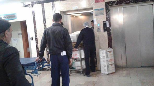 Ankara Haberleri Numunede Asansör Skandalı Yerel Haberler
