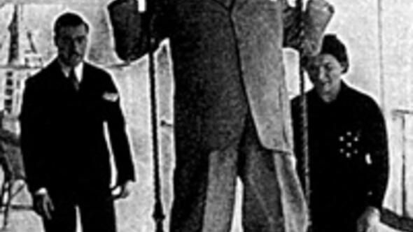 Atatürkün hiç bilinmeyen fotoğrafları