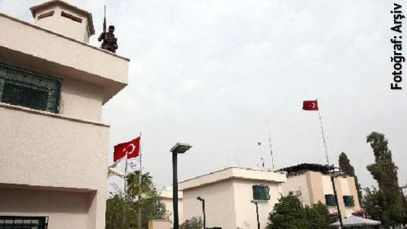 IŞİD Türk Konsolosluğuna saldırıp çalışanları kaçırdı