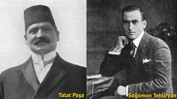 Talat Paşayı öldüren Tehliryanın oğlundan çarpıcı açıklamalar