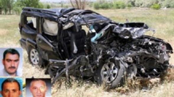 Afyonda esrarengiz trafik kazası