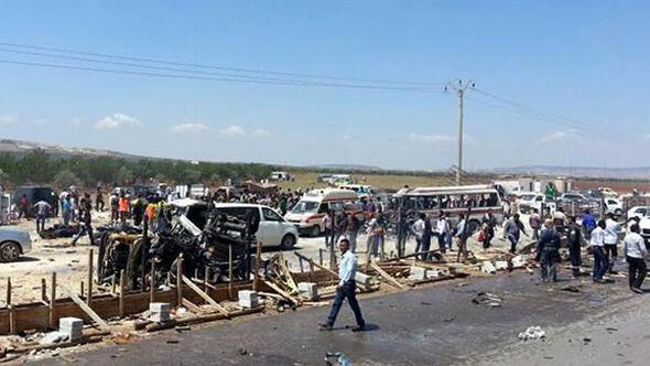 Suriye sınırında patlama: En az 29 ölü