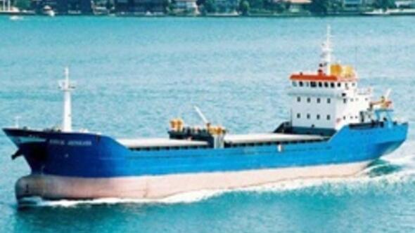 Türk gemisi Egede alabora oldu: 1 ölü, 3 kayıp