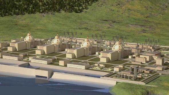 Nükleer santrale 9 teklif