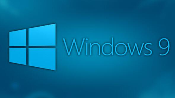 Windows 8e veda Windows 9a merhaba