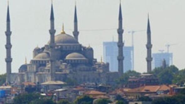 İstanbulun silüeti böyle değişti