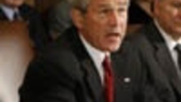 Bush releases $200 million in emergency food aid