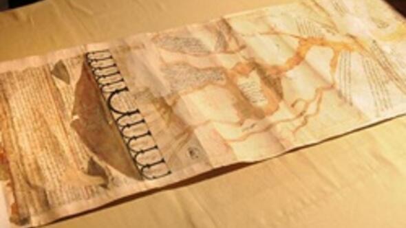 İşte Evliya Çelebinin Nil Haritası