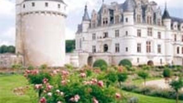 Fransa'da Orleans-Villandry arasında şato turu LOIRE VADİSİ'NİN İNCİ GERDANLIĞI