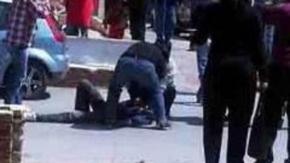 Kuşadasında genci kafasından vuran polise görevden uzaklaştırma
