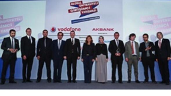 Global Üniversiteli Girişimci Yarışması kazananları belli oldu