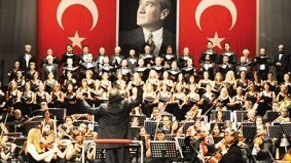 Cumhuriyet Bayramı özel konseri