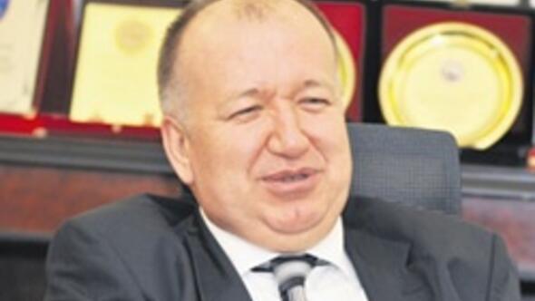 Antalyasporda yeni başkan Gültekin Gencer