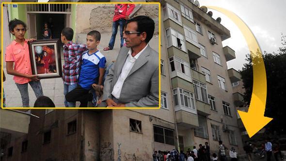 Çatıdan atlayan keçi 13 yaşındaki Hevali öldürdü