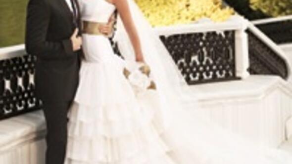 Gökhan Özen ve Selen Sevigen evlendi