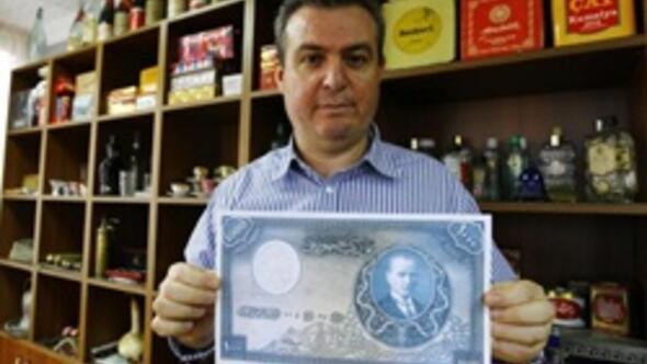 1000 TLlik banknotun değeri 500 bin lira