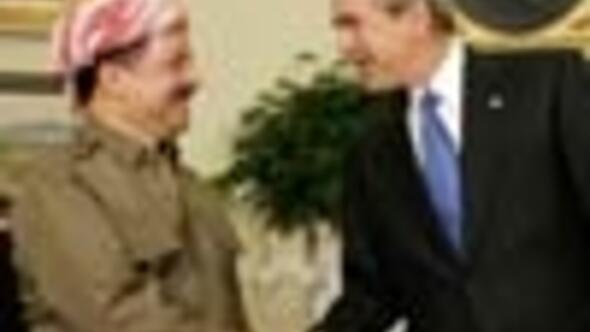 Iraqi Kurd leader departs for Washington to meet President Bush