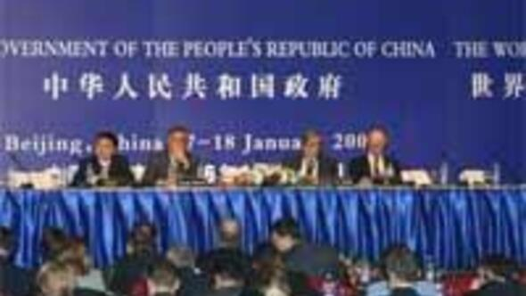 International donors meet in Beijing