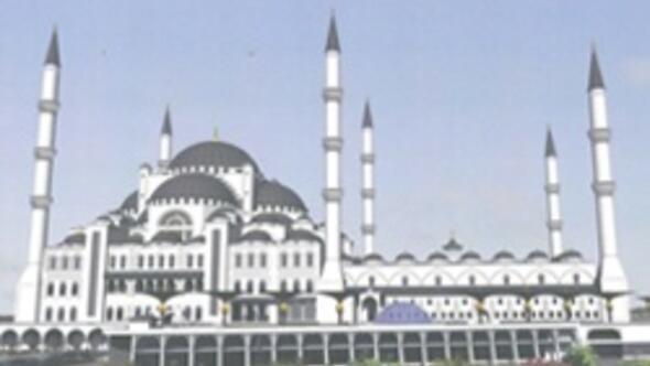 İşte Çamlıca Camii