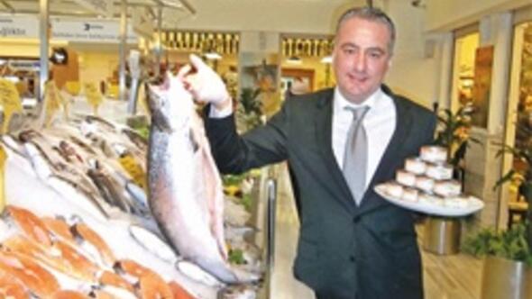 Somon döner ve 'fishkender'le 5 milyon lirayı aştı, 'somonton' fabrikası da kuruyor