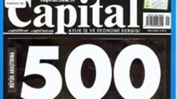 Türkiyenin en büyük şirketleri belli oldu