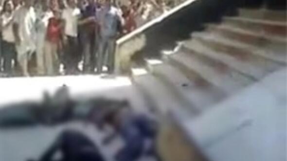 Suriyeli muhaliflerin kan donduran katliamı