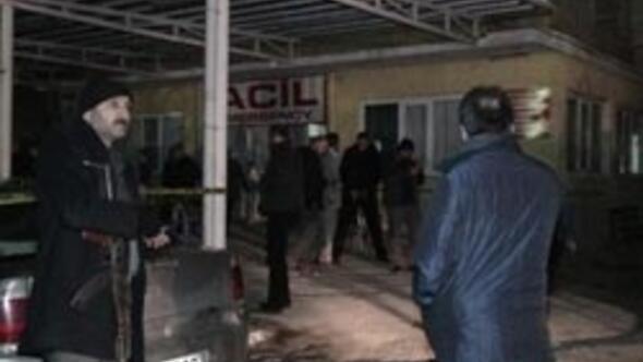 Mardinde 1 polis şehit oldu