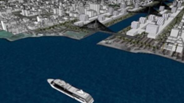 Kanal İstanbul için çalışmaya başladı