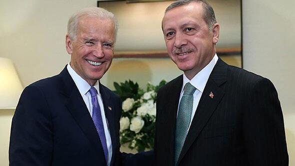 Biden Erdoğanı telefonla aradı, bizzat özür diledi