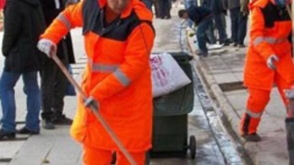Tacize uğrayan kadın temizlikçiler işi bıraktı