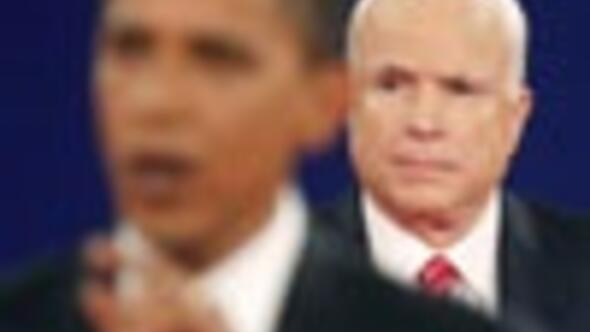 Democrat Obama holds four-point lead over Republican rival McCain