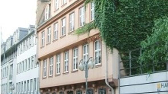 Goethe'nin Frankfurt'u