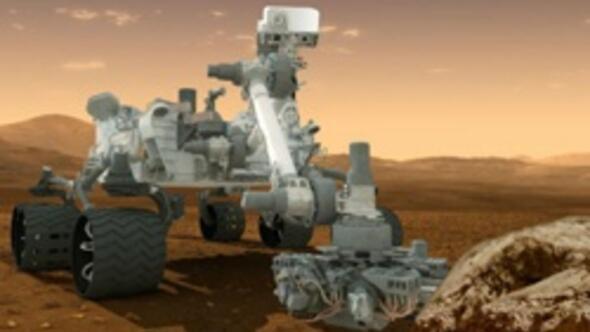 Curiosity sağ salim Marsa indi