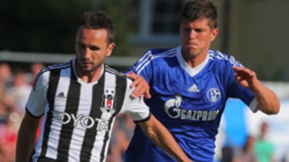 Beşiktaş 1-1 Schalke 04