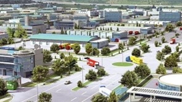 200 şirketi Türkiye'nin en büyük 'lojistik köyü'nde buluşturacak