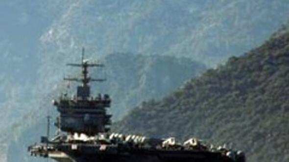 Dünyanın en büyük uçak gemisi Marmariste