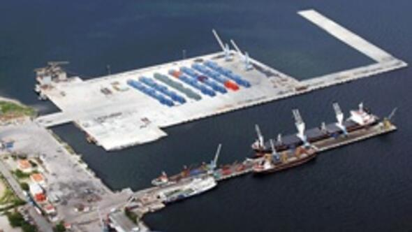 Cezalardan bıktı, Tekirdağın en büyük limanını kapattı