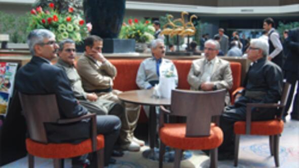 Erbildeki Kürt konferansı toplantısında PKK etkisi