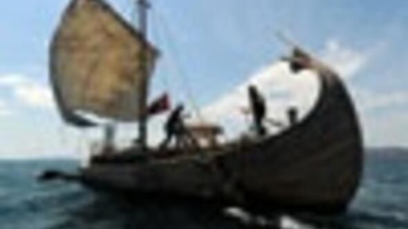 Phoenician replica readies for Mediterranean crossing