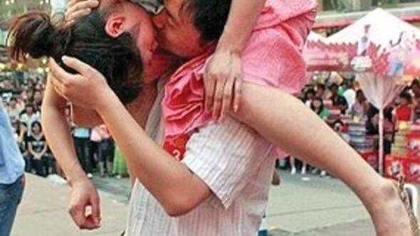 Çılgın öpüş