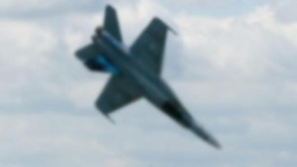 Suriye açıklarında Türk savaş uçağı düştü