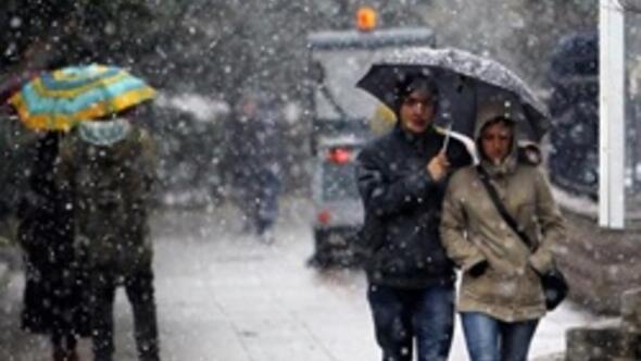 İstanbulda kar tatili