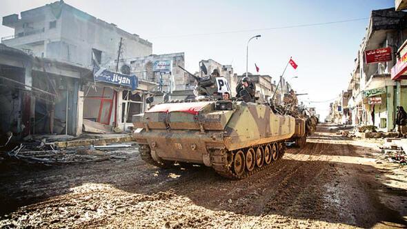 YPG: Şah Fırat Operasyonuna destek verdik