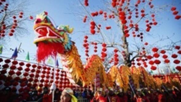Ejderha Festivali Türkiye'de kutlanıyor