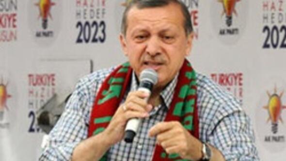 Başbakan Diyarbakırda konuştu