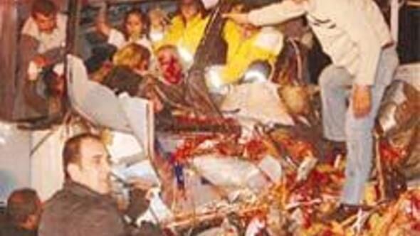 Katliam gibi kaza: 11 ölü