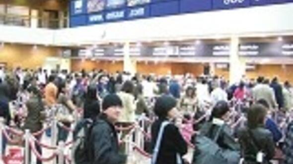 Ankara Haberleri Vatandaş Yeni Pasaport Bekliyor Yerel Haberler